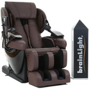 brainLight relaxTower with Shiatsu Massage Chair 3D FLOAT PLUS