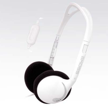 headphones synchros white